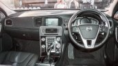 Volvo S60 Cross Country dashboard launched in India