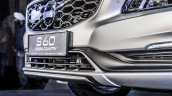 Volvo S60 Cross Country front bumper launched in India