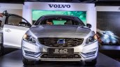 Volvo S60 Cross Country front fascia launched in India