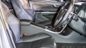 Volvo S60 Cross Country front seats launched in India