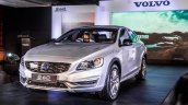 Volvo S60 Cross Country front three quarter launched in India