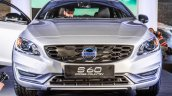 Volvo S60 Cross Country grille launched in India