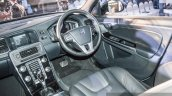 Volvo S60 Cross Country interior driver-side launched in India