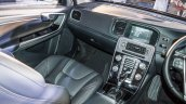 Volvo S60 Cross Country interior passenger side launched in India