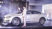 Volvo S60 Cross Country launched in India