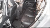 Volvo S60 Cross Country rear seats launched in India