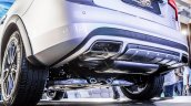 Volvo S60 Cross Country rear underbody launched in India
