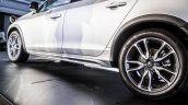 Volvo S60 Cross Country side sills launched in India
