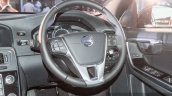 Volvo S60 Cross Country steering wheel launched in India