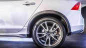 Volvo S60 Cross Country wheel arch cladding launched in India