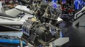 Yamaha R3 MT-03 321 cc engine at 2016 BIMS