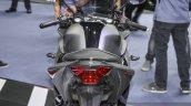 Yamaha R3 Matte Grey black stripe on fuel tank at 2016 BIMS