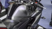 Yamaha R3 Matte Grey fuel tank at 2016 BIMS