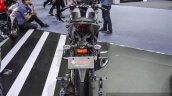 Yamaha R3 Matte Grey rear at 2016 BIMS