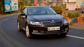 2016 Skoda Superb Laurin & Klement tracking First Drive Review