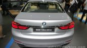 2016 BMW 740Le xDrive rear at Auto China 2016