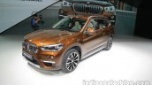 2016 BMW X1 L front three quarter at the Auto China 2016