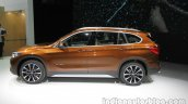 2016 BMW X1 L side at the Auto China 2016