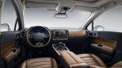 2016 Citroen C6 interior