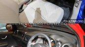2016 Honda Brio (facelift) vs outgoing Honda Brio steering wheel Old vs New