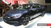 2016 Honda Civic 2016 IIMS front three quarters