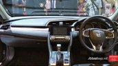 2016 Honda Civic 2016 IIMS interior dashboard