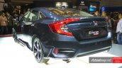 2016 Honda Civic 2016 IIMS rear three quarters