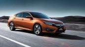 2016 Honda Civic China-spec front three quarters