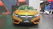 2016 Honda Civic at 2016 Beijing Motor Show front