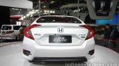 2016 Honda Civic at 2016 Beijing Motor Show rear