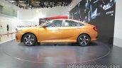 2016 Honda Civic at 2016 Beijing Motor Show side profile