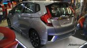 2016 Honda Jazz rear model year change