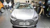 2016 Hyundai Elantra at Auto China 2016 front