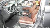 2016 Hyundai Elantra at Auto China 2016 interior front seats