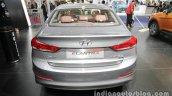 2016 Hyundai Elantra at Auto China 2016 rear