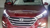 2016 Hyundai Tucson front Indonesia unofficial image