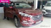 2016 Hyundai Tucson spied Indonesia