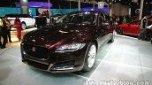 2016 Jaguar XF-L front quarter at Auto China 2016