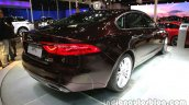 2016 Jaguar XF-L rear quarter at Auto China 2016