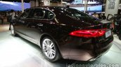 2016 Jaguar XF-L rear quarters at Auto China 2016
