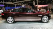 2016 Jaguar XF-L side at Auto China 2016