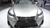 2016 Lexus IS 200t (facelift) at Auto China 2016 front