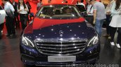 2016 Mercedes E Class L front at Auto China 2016
