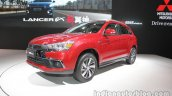 2016 Mitsubishi ASX (facelift) at Auto China 2016 front three quarters