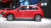 2016 Mitsubishi ASX (facelift) at Auto China 2016 side profile