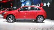 2016 Mitsubishi ASX (facelift) at Auto China 2016 side profile