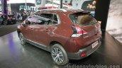 2016 Peugeot 3008 at Auto China 2016 rear three quarters