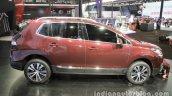 2016 Peugeot 3008 at Auto China 2016 side profile