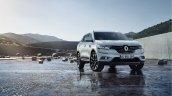 2016 Renault Koleos front three quarters official image