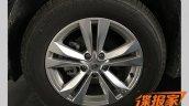 2016 Renault Koleos wheel